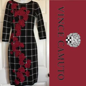 SALE!!!! Vince Camuto Jacquard Dress